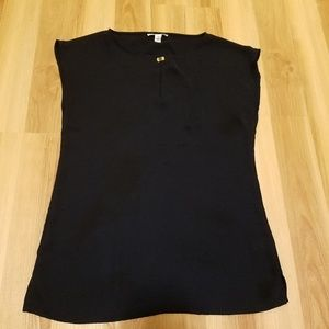 EUC Banana Republic sleeveless top - size 2 Tall